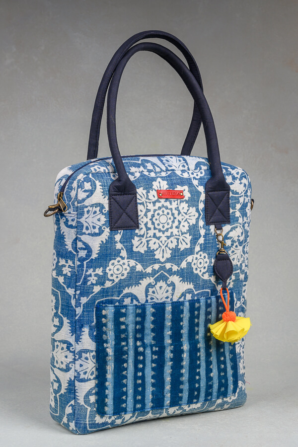 AMAR-KOSA-Accessories-Work-Bags-Indigo-Vertical-Laptop-Bag-Hand-Block-Print-Made-In-India