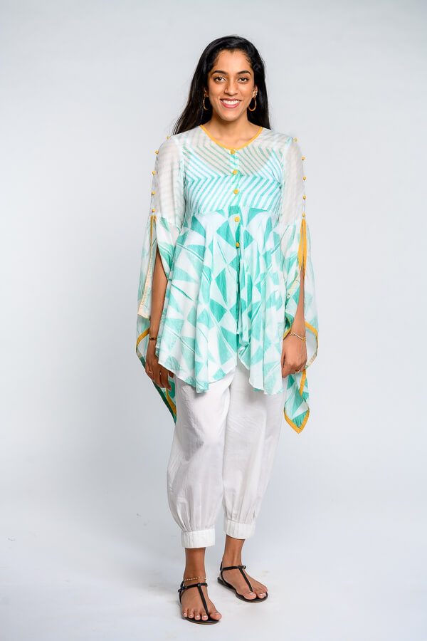 AMAR-KOSA-Assymetric-Top-With-Butterfly-Sleeves