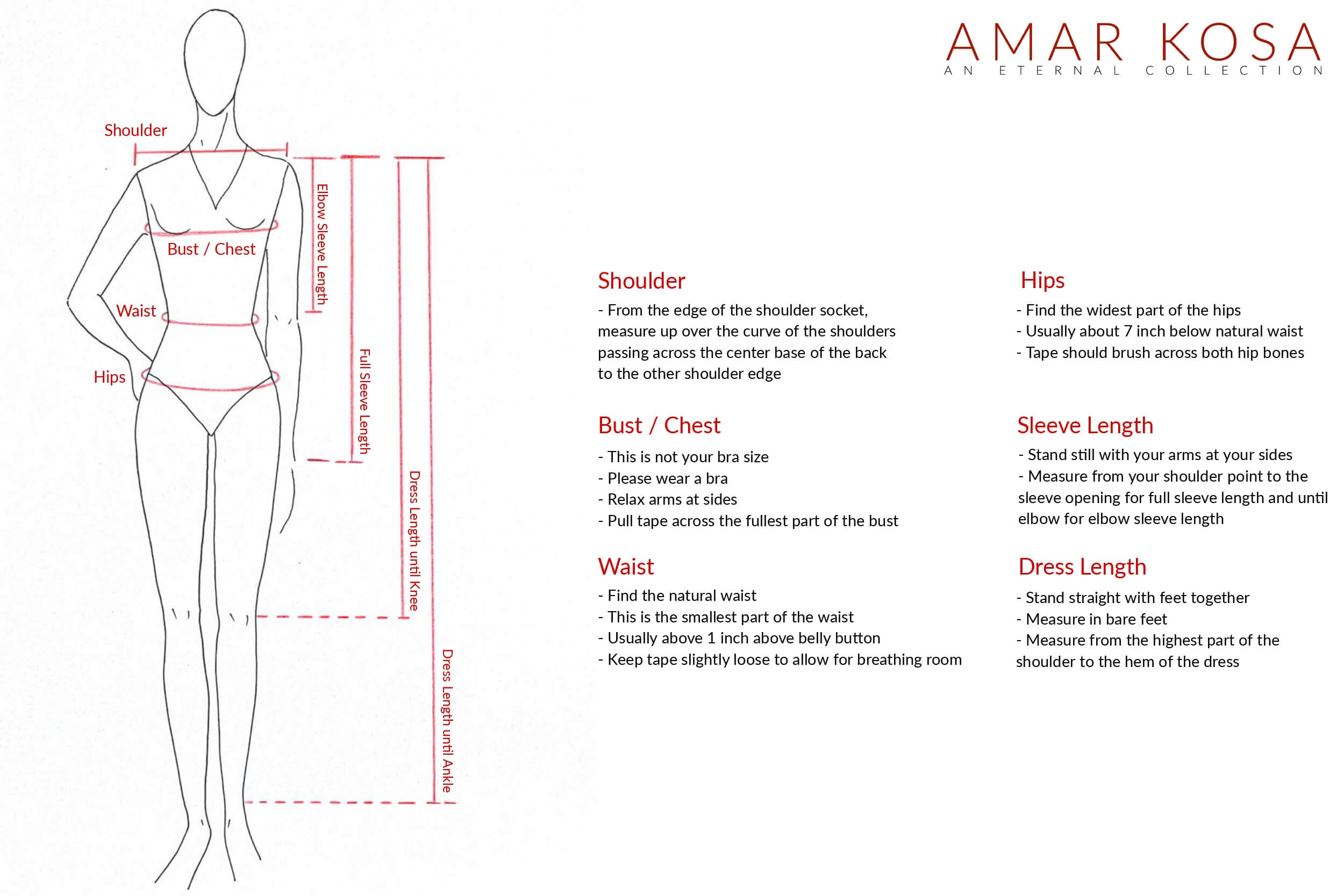 AMARKOSA-Custom-Tailored-Clothing-How-To-Measure-For-Ladies